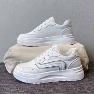 Musim gugur 2021 kasut korduroy korduroy baru yang boleh bernafas sepatu perempuan kasut biasa online selebriti pelajar papan kasut 8572. thumbnail