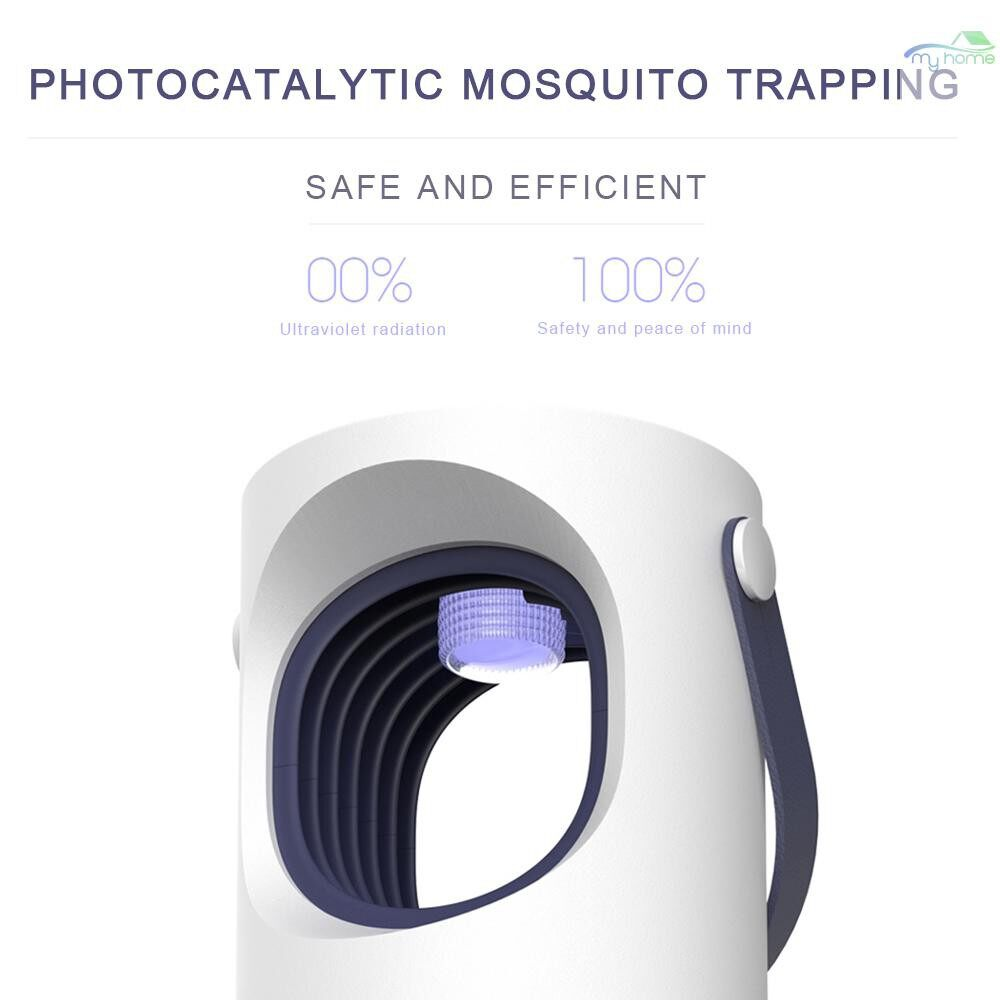 Outdoor & Garden - Indoors Anti-mosquito Lamp Remove Mosquito Insect Repellent - #