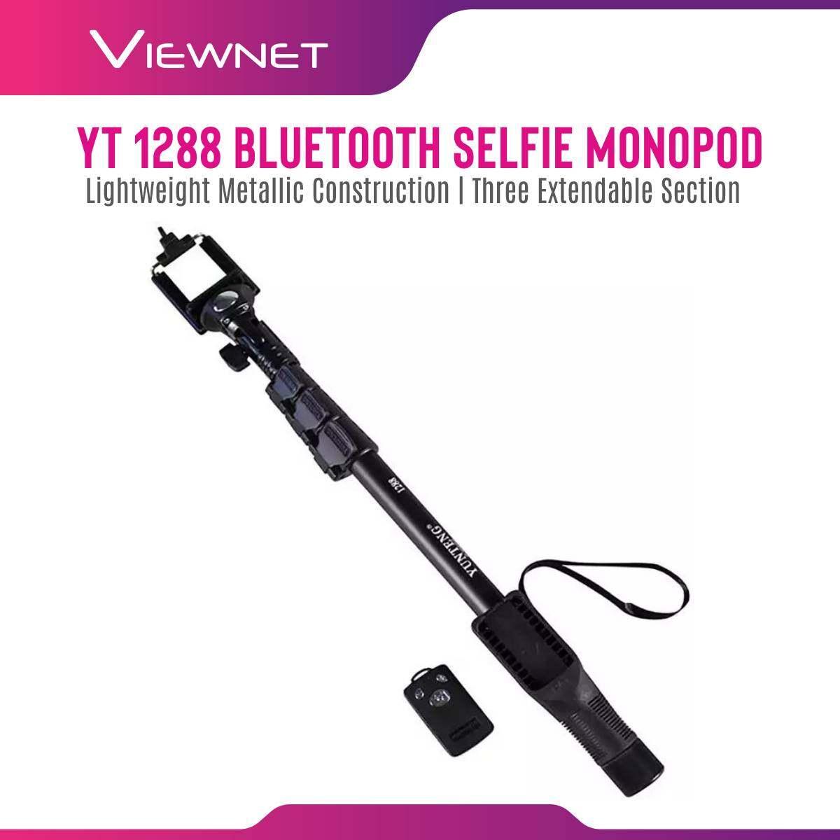 YunTeng YT-1288 Bluetooth Selfie Monopod
