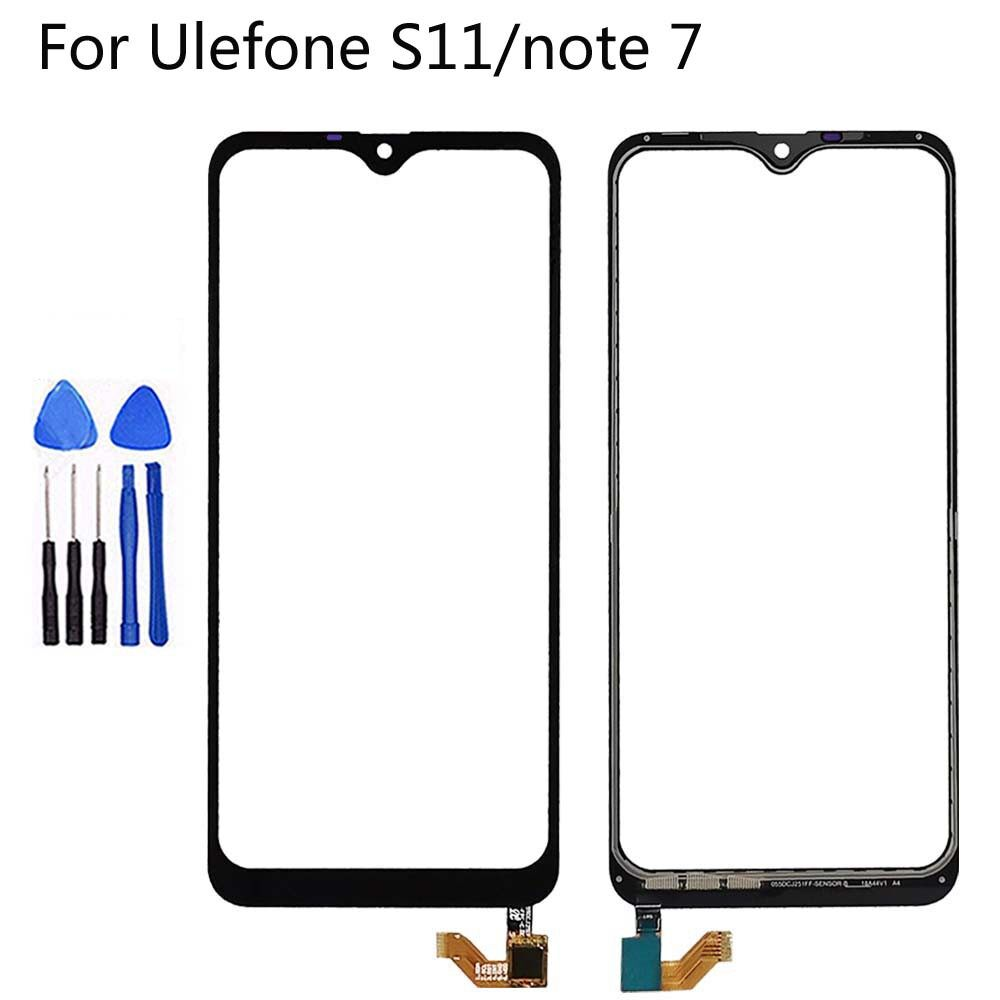 6.1 Inch For Ulefone Note 7/S11 LCD Display Touch Screen Glass Panel Digitizer Assembly 100% Tested - ASSEMBLY / TOUCH SCREEN