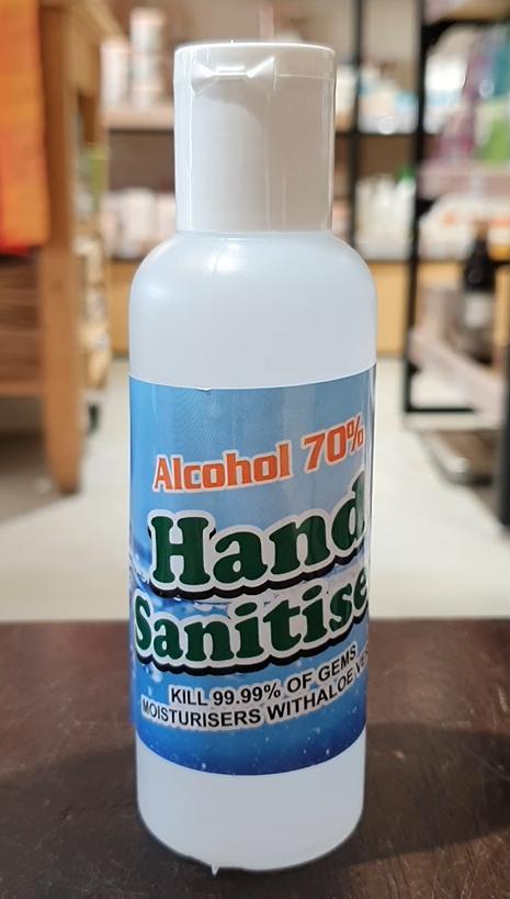 Hand Sanitiser Kill 99.99% Of Gems (Alcohol 70%) - Twin Pack