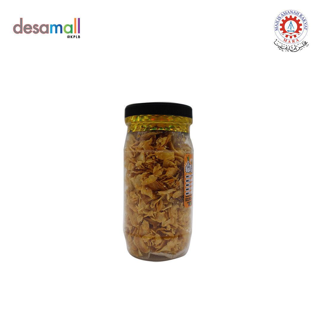 SYOSYEDAPP Bawang Putih Rangup Asli (100g)