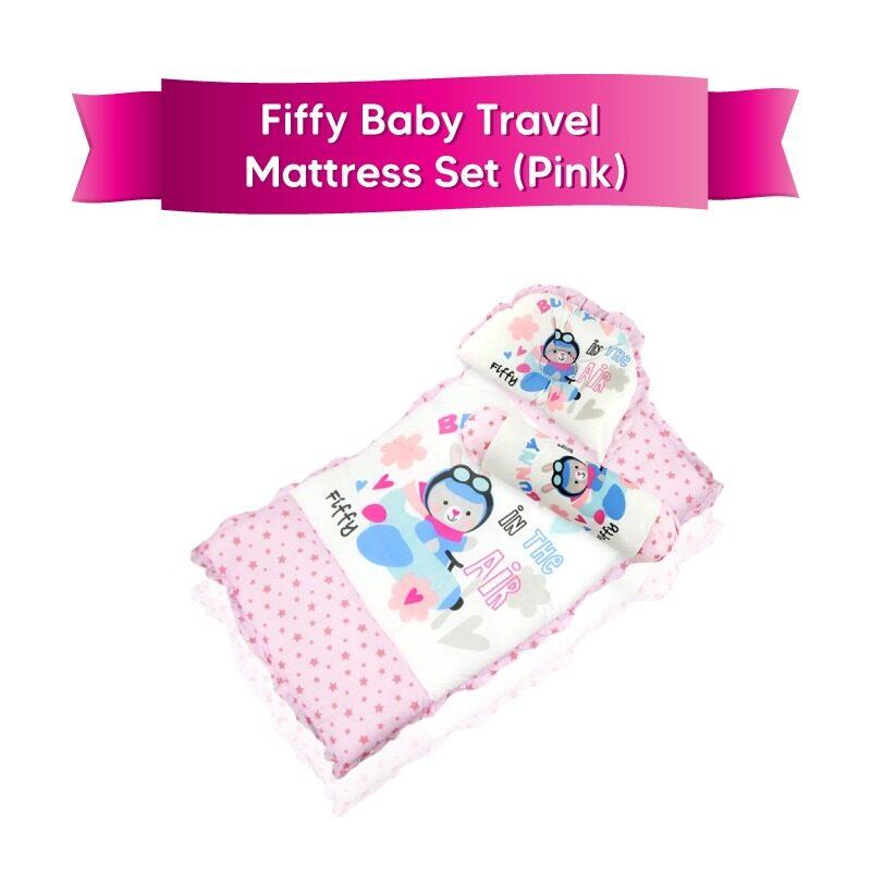 FIFFY Baby Travel Mattress Set