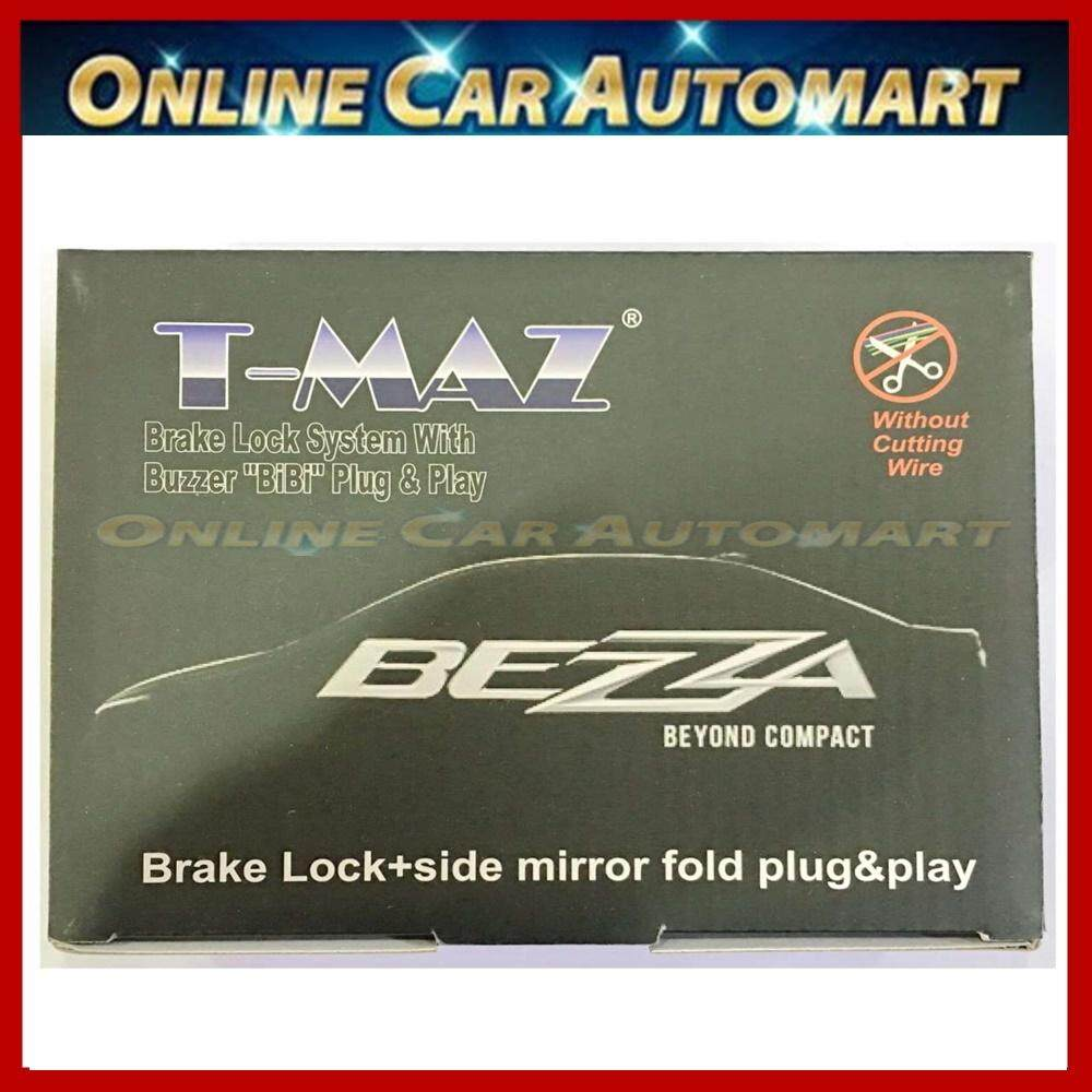 Perodua Bezza Plug & Play Brake Lock Module Auto Door Lock