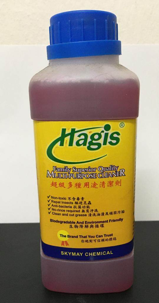 HAGIS MULTI PURPOSE CLEANER FOR ALL TYPES OF SURFACES 500ML