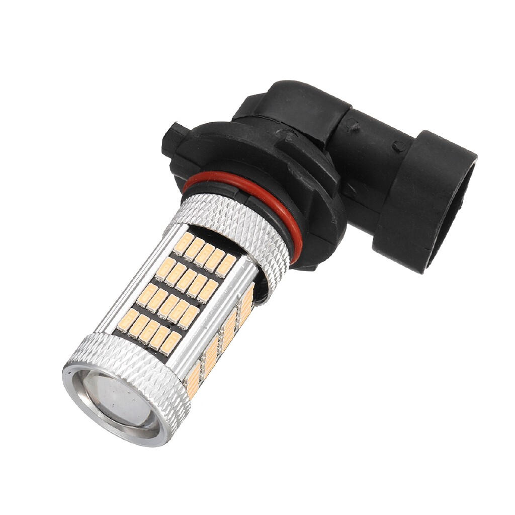Engine Parts - Purple 9005 HB3 Led 92SMD 4014 Chip High Power DRL Fog Driving LED Light Bulbs - Car Replacement