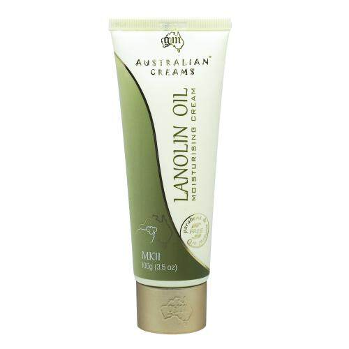 LANOLIN OIL DAY MOISTURISING CREAM WITH VITAMIN E 100G