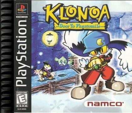 PS1 Klonoa: Door to Phantomile