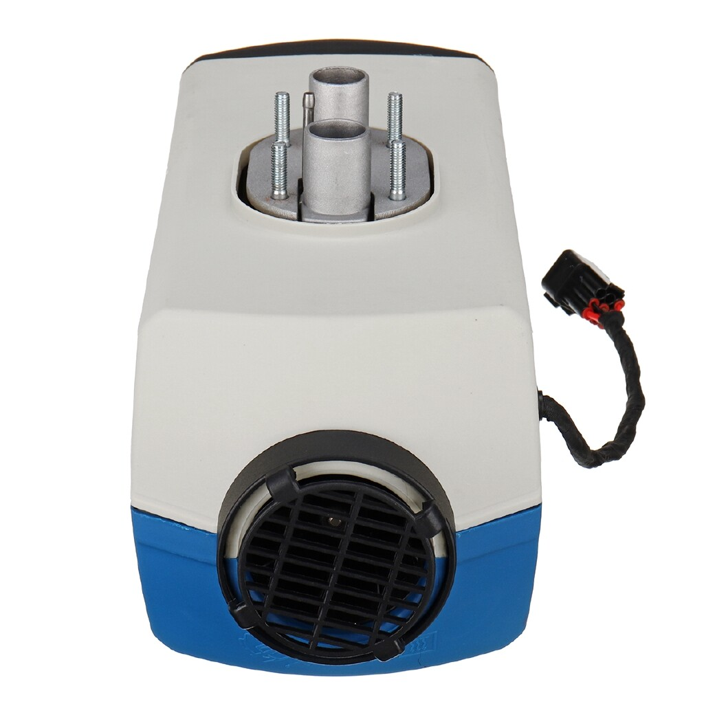 Car Care - 12V 8KW Car Truck Boat Diesel Air Heater LCD Thermostat Remote Control +10L Tank - Automotive