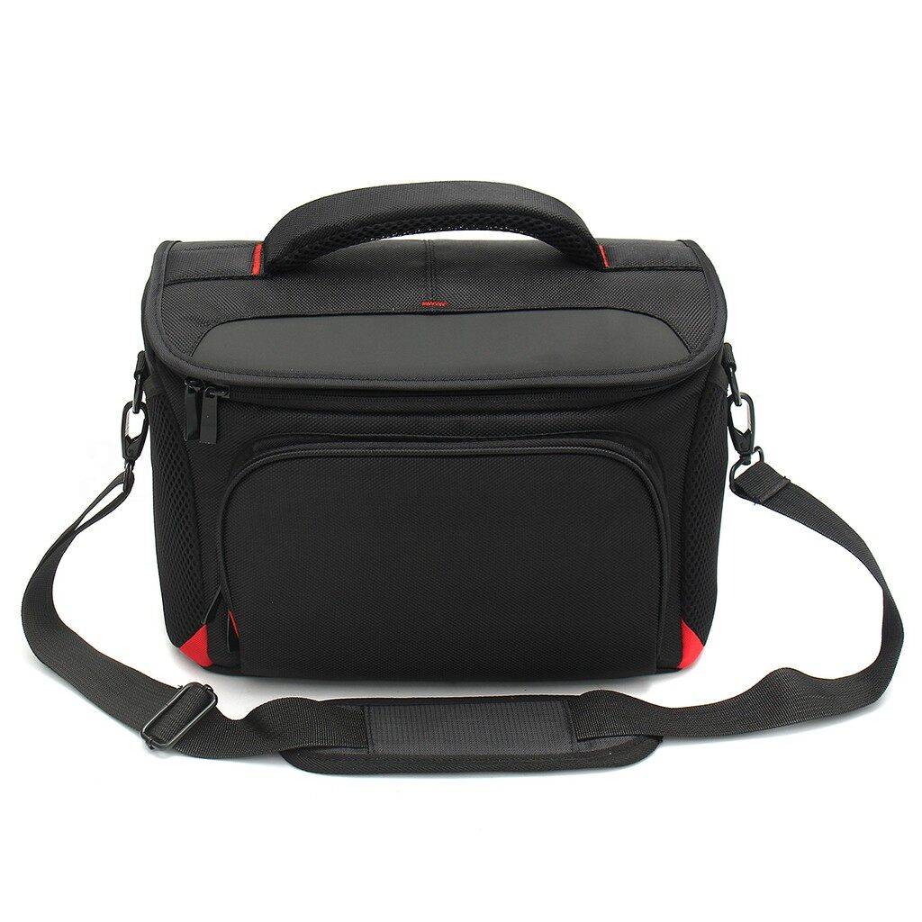 Cases, Covers and Bags - Waterproof Video Camera Shoulder Bag For Canon DSLR 1200D 700D_3C - 34X20X21CM / 26X18X18CM / 23X18X15CM / 19X16X14CM / 17X15X16CM / 12X13X14CM