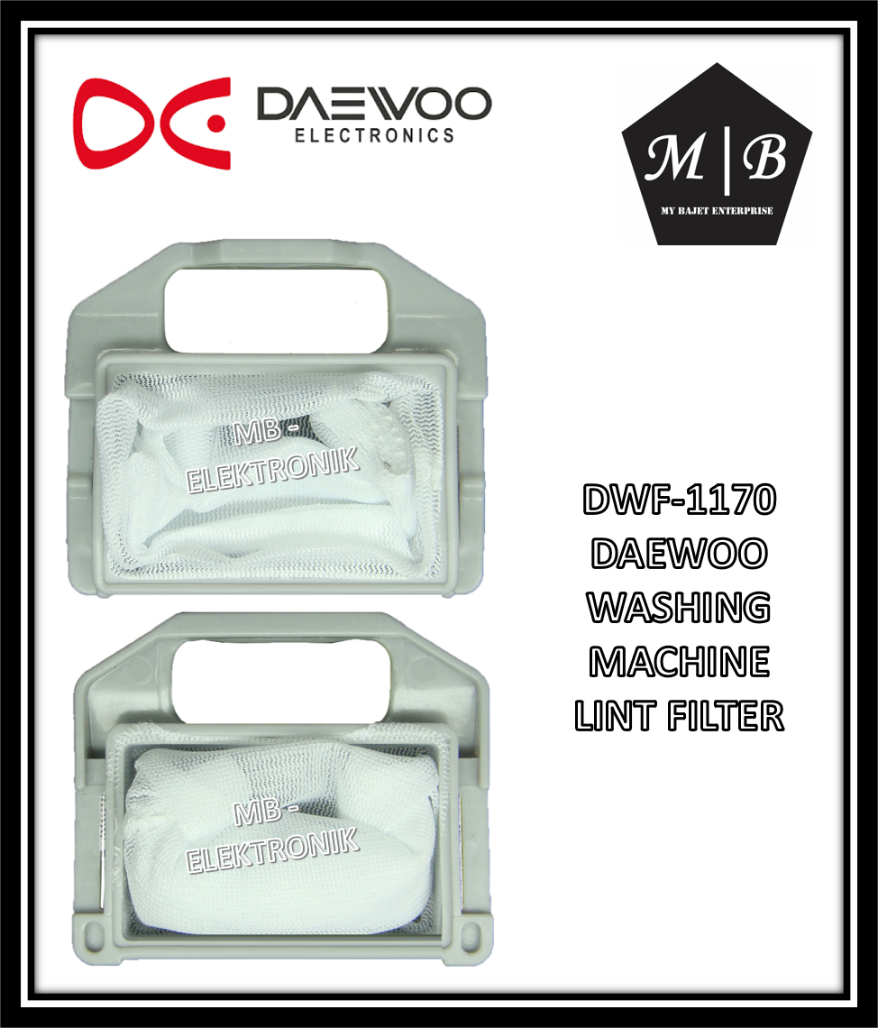 {1 PCS} DAEWOO/HESSTAR/SHARP WASHING MACHINE LINT FILTER DWF-1170 DWF-S99NS DWF-778 ESS712 KW-502