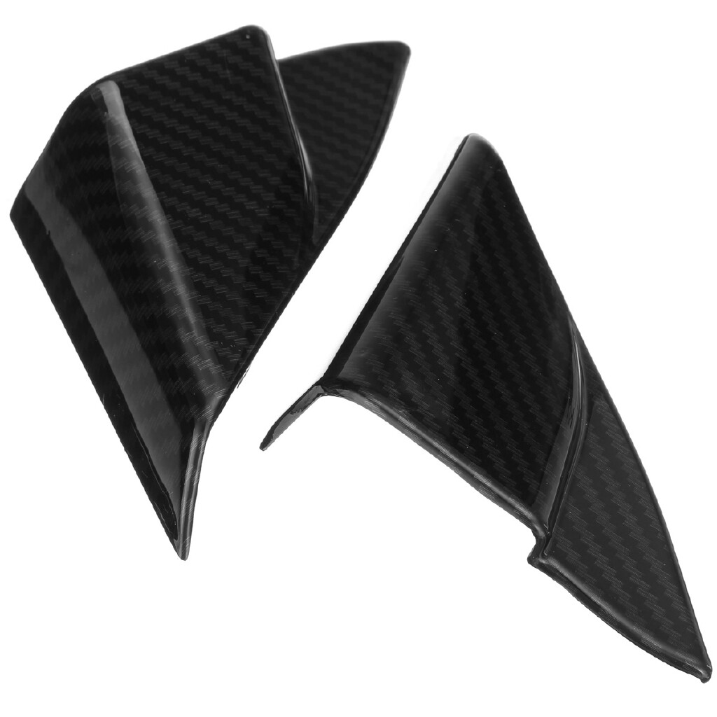 Car Stickers - 2 PIECE(s) Interior Front Triangle Frame Cover Window Door Fiber For Toyota Camry - Accessories