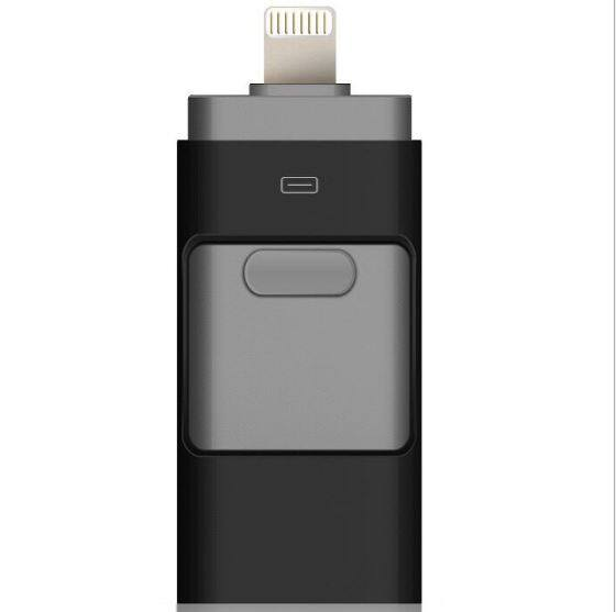 Apple iPhone U disk stick 32GB, 64GB dual-use OTG Flash drive 3-in-1 USB Apple, Android, Computer