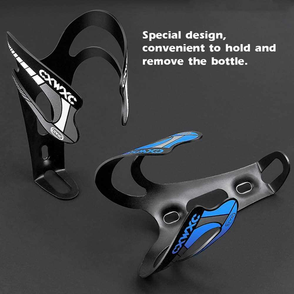 Best Selling Water Bottle Cage Holder Bicycle Cup Holder Motorcycle Bike Drink Bottle Holder (Blue)