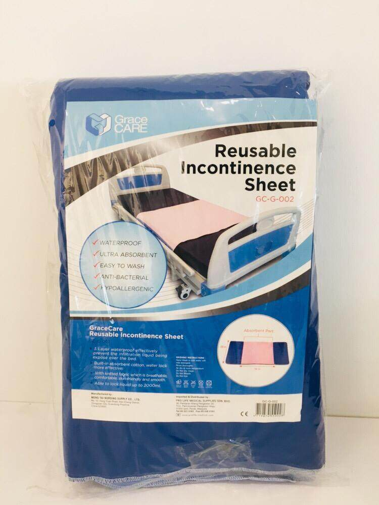 GraceCare Reusable Incontinence Sheet