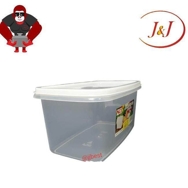 NCI 68012 Multipurpose Rectangle Container, 5.5LTR