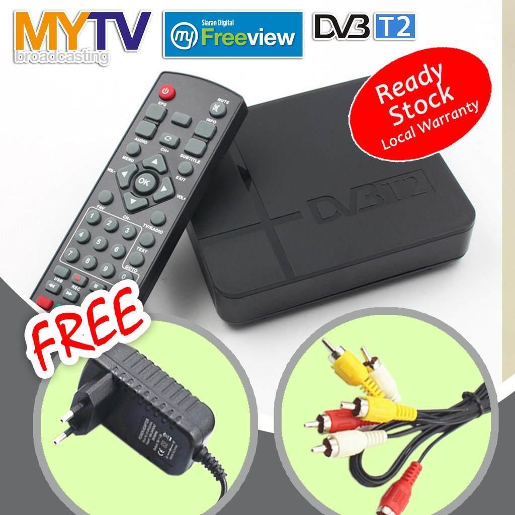 K2 Pro Digital TV Receiver USB Media Player Decoder free AV Cable