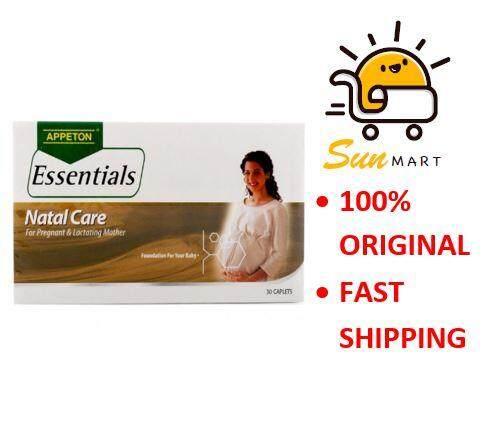 Appeton Natal Care (Pregnant Lactating Mother) 30's