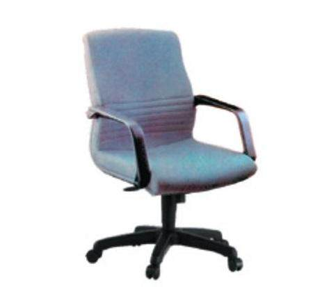 (FREE Delivery Klang Valley) Hyde Low Back Chair, (Mesh/Fabric)