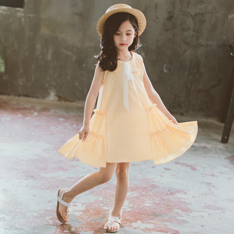 (Pre Order 14 days) JYS Fashion Korean Style Kids Girl Dress Collection 518-4051