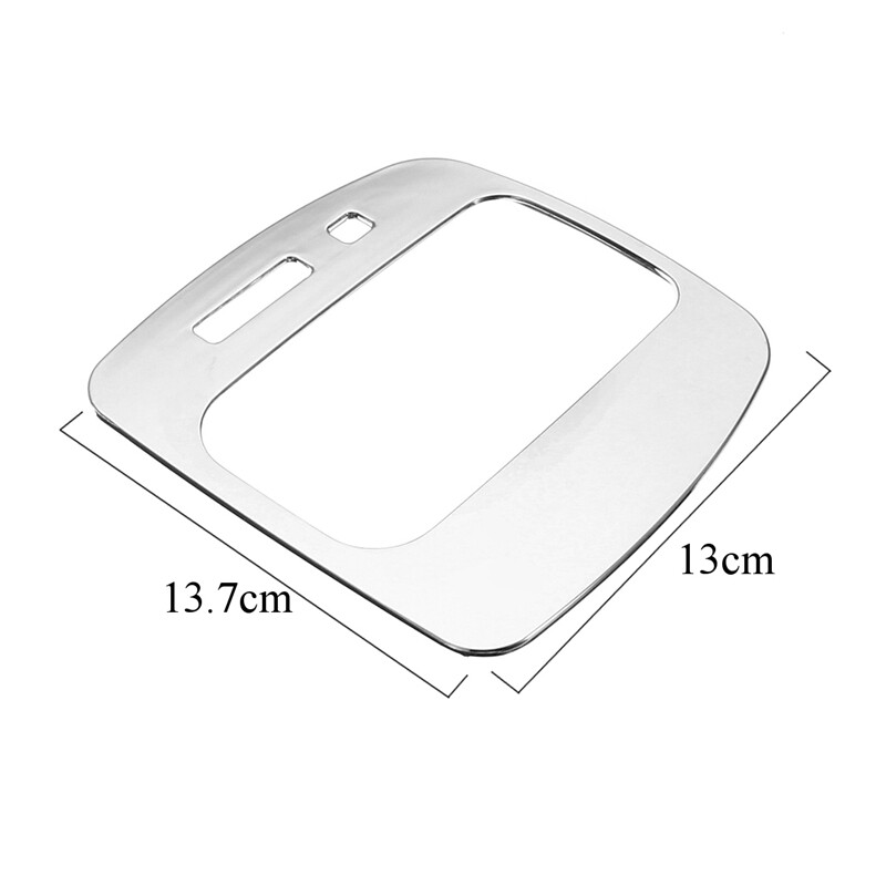 Automotive Tools & Equipment - Driving Car Shift Box Panel Trim Frame Cover For Ford Escape Kuga 2013-2016 - Car Replacement Parts
