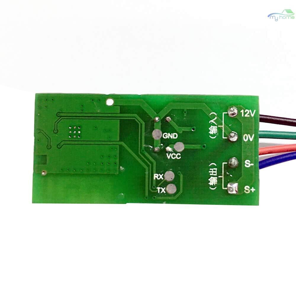 DIY Tools - 12V DC WiFi Smart Switch for Tags Remote Controls Electronic Lock Keyless Door Gate Lock Using - GREEN