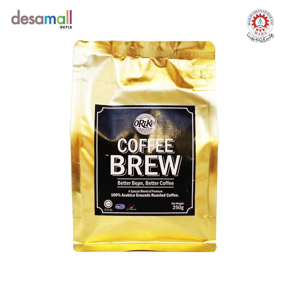 ORIKEL Coffee Brew - Bean (250g)