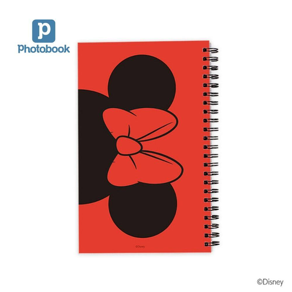LazChoice [e-Voucher] Photobook Malaysia Personalized Disney Mickey Mouse Notebook 5 x8 - 1 Copy