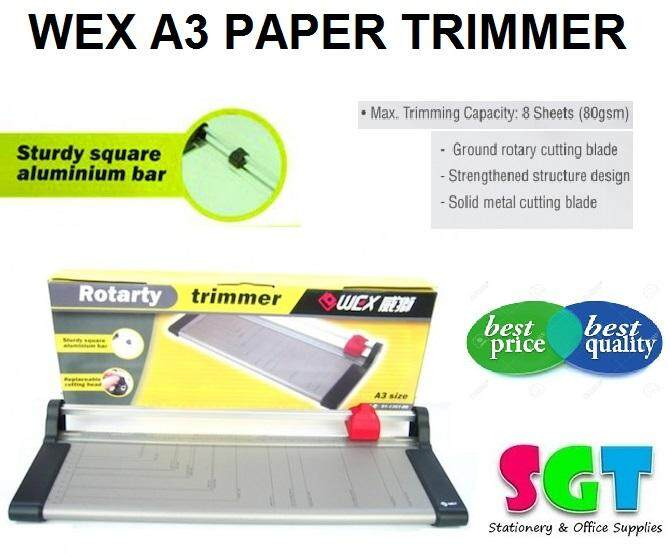 WEX A3 Rotary Trimmer (91-1361-00)