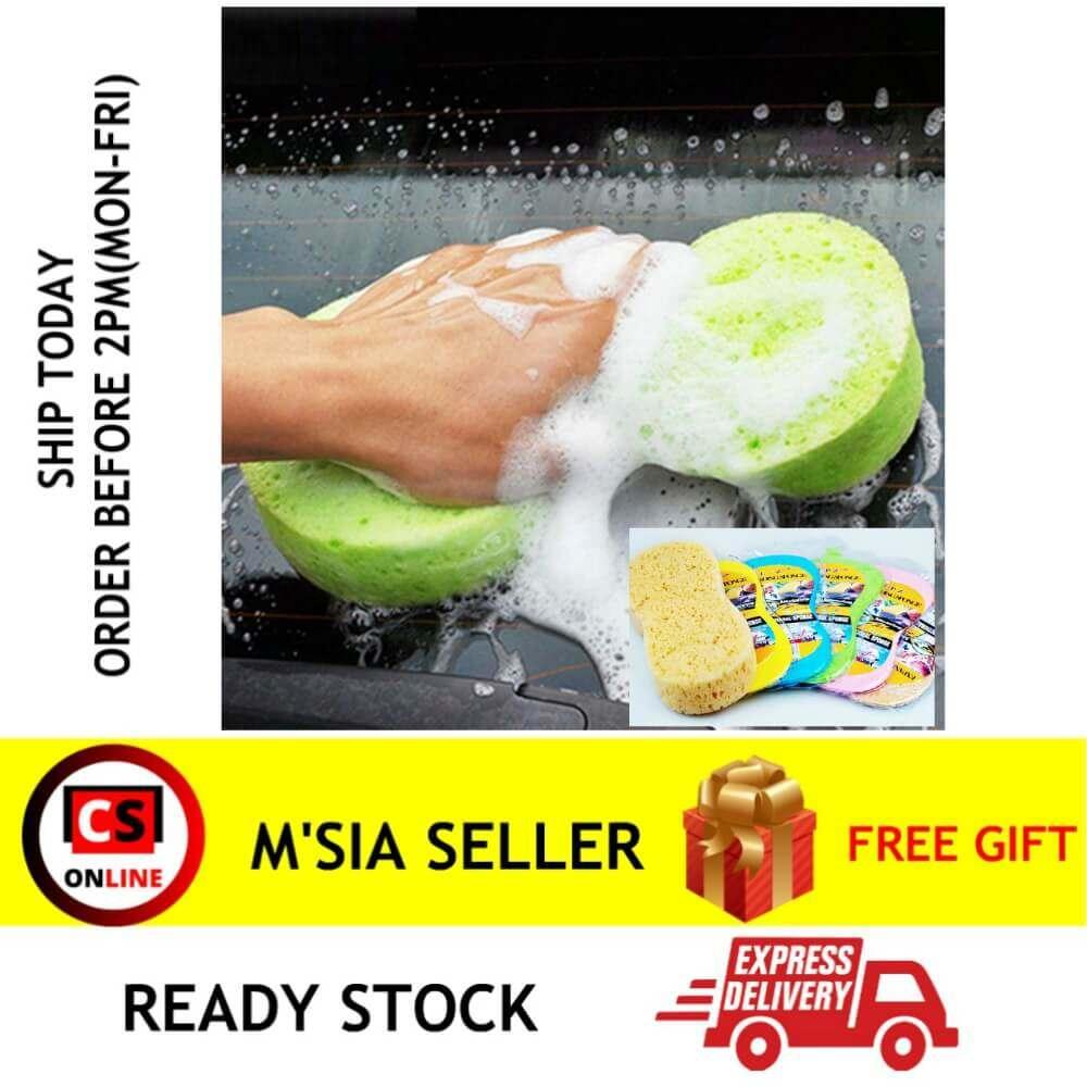 Car Windscreen Washing Cleaner Wax Sponge Foam Auto Cleaning Tool