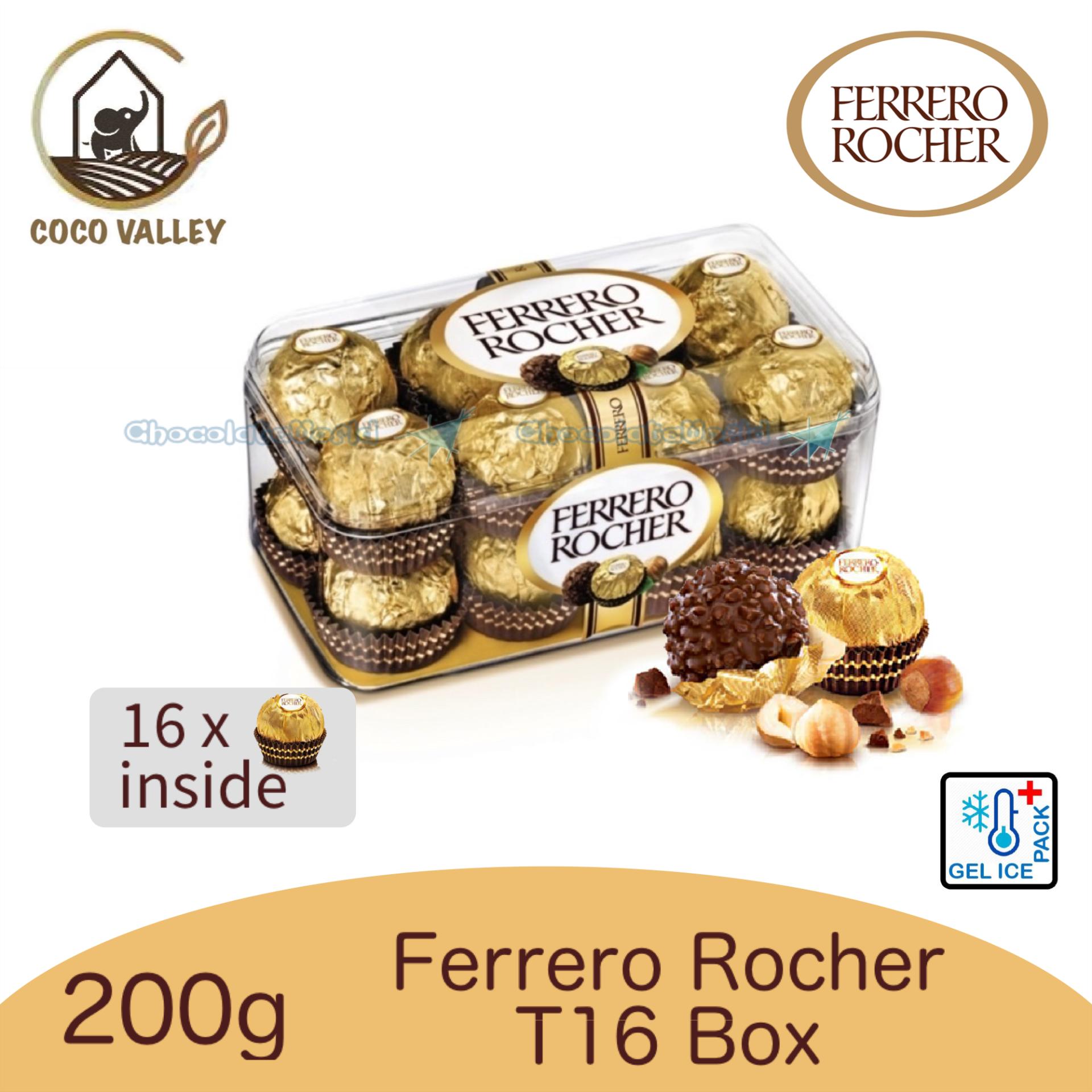 Ferrero Rocher 16T 200g (Made in Italy)