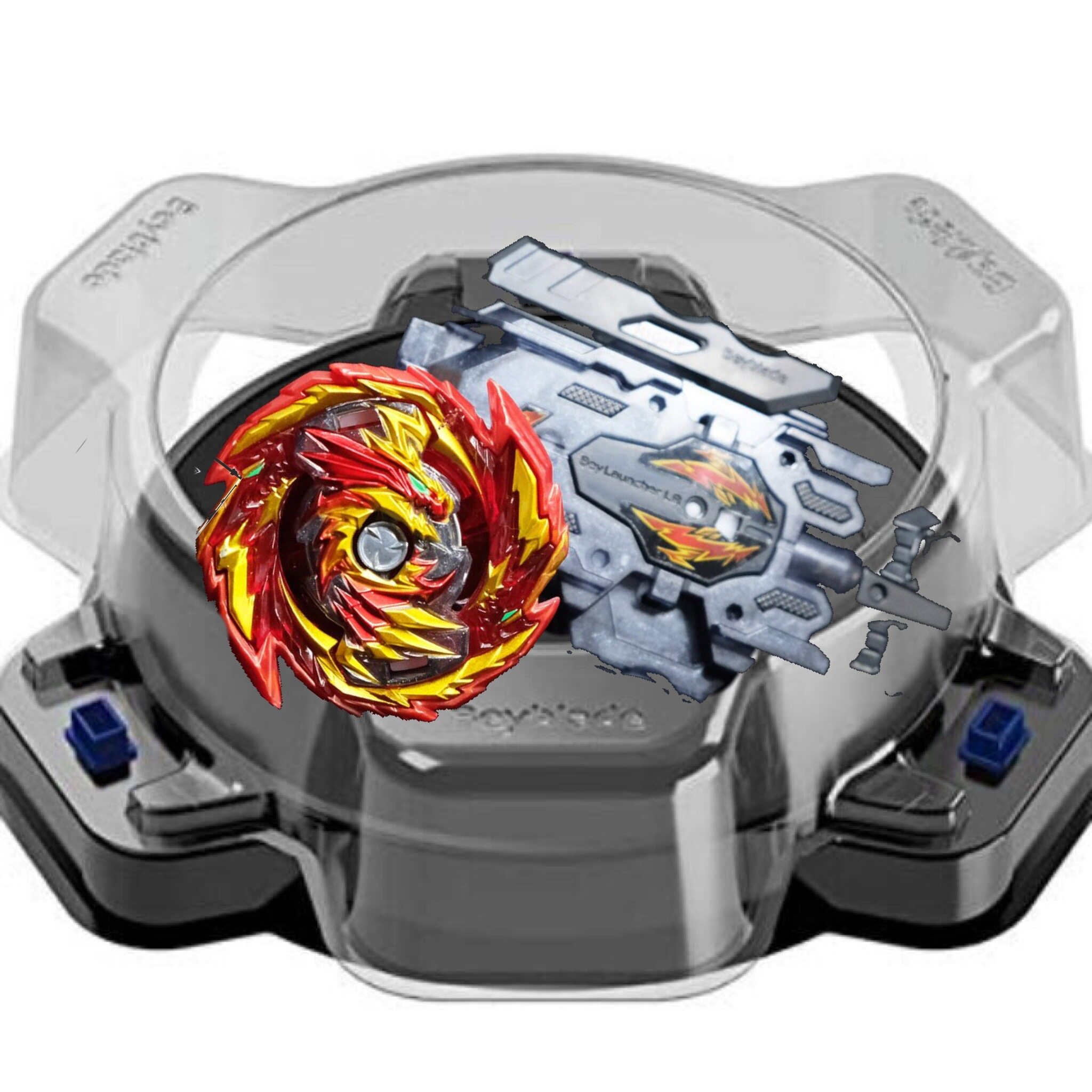 [LIMITED TIME ONLY] TAKARA TOMY BEYBLADE BURST GT B-147-02 FREE 1 LR LAUNCHER & 1 FREE RANDOM STADIUM ARENA beyblade burst sparking beyblade burst takara tomy