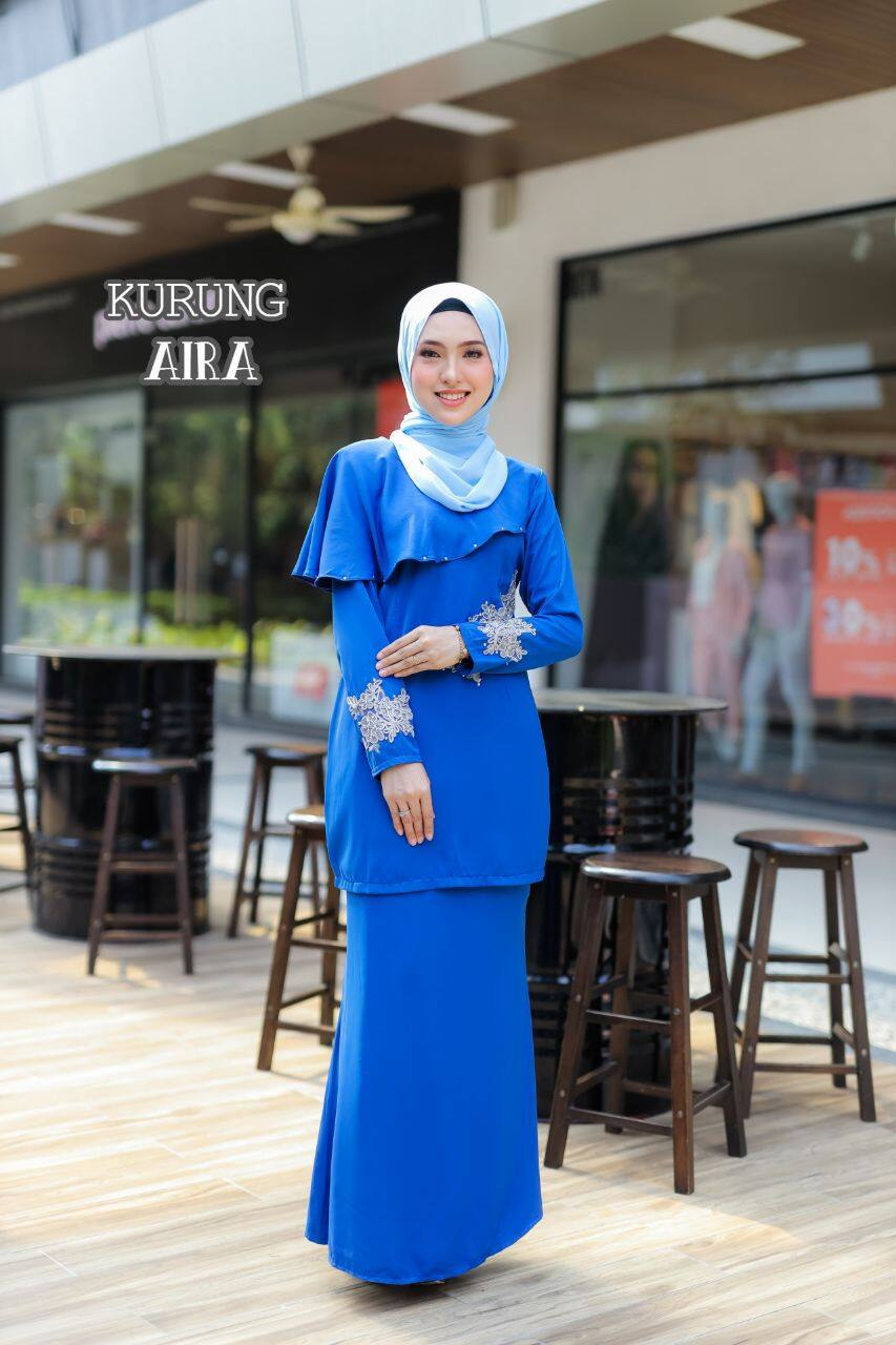 New Collection [NEW ARRIVAL] Kurung Aira This Month