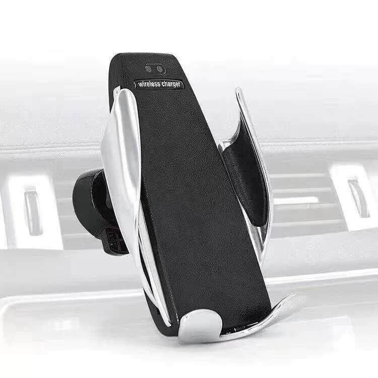 Universal Compatibility Wireless Charger Car Mount IPhone Samsung Fast Charger