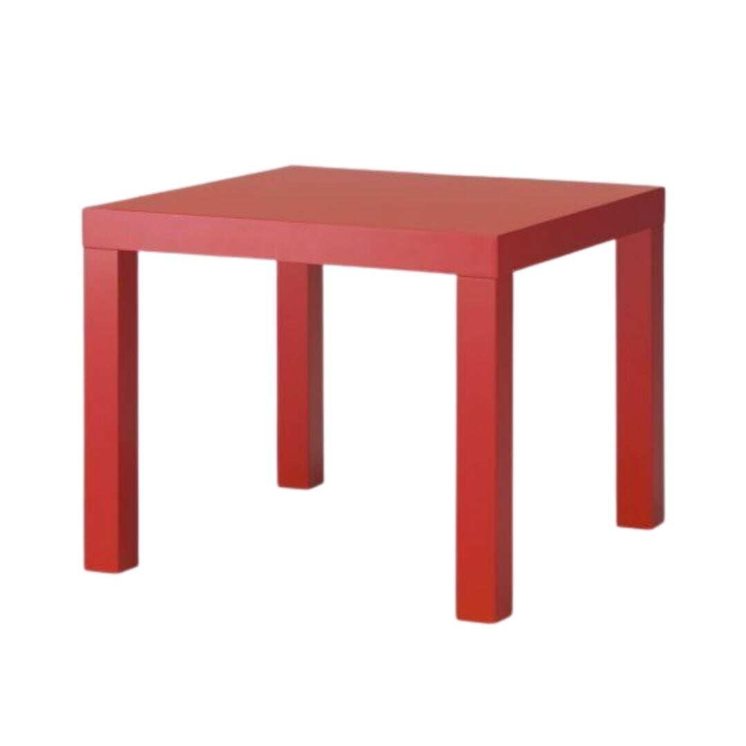 HST128 side table RED COLOR