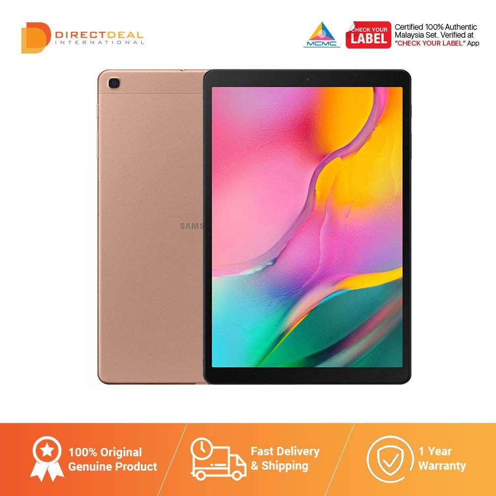 Samsung Galaxy Tab A 10.1 2019 32GB WIFI T510 - ORI SME 1 Year WARRANTY (Tablet MY SET)
