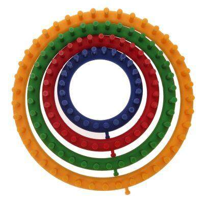 DIY Circular Sweater Weaving Machine Hand Knitting Tool (MULTI)