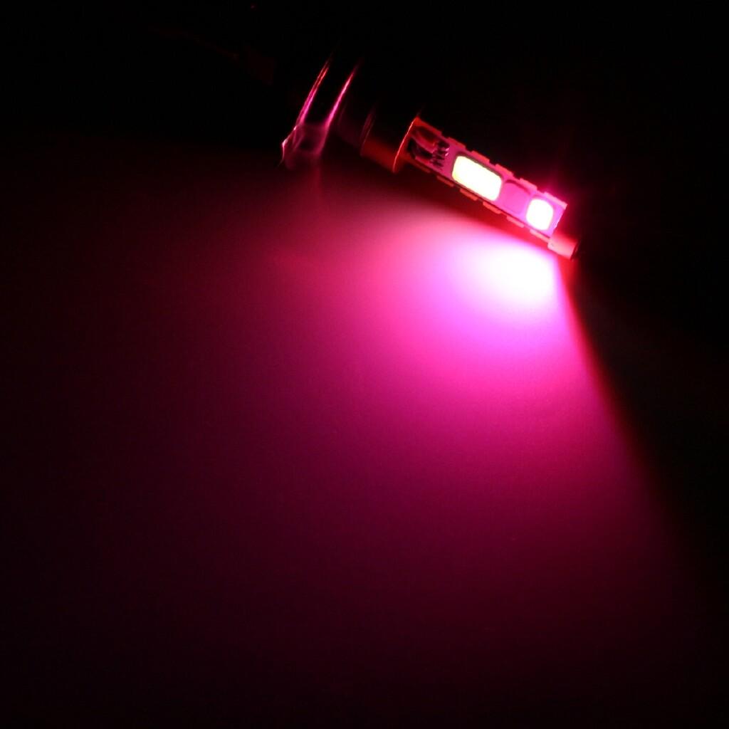 Moto Accessories - COB motorcycle headlight bulbs LED Three Color Motobike headlamp - Motorcycles, Parts