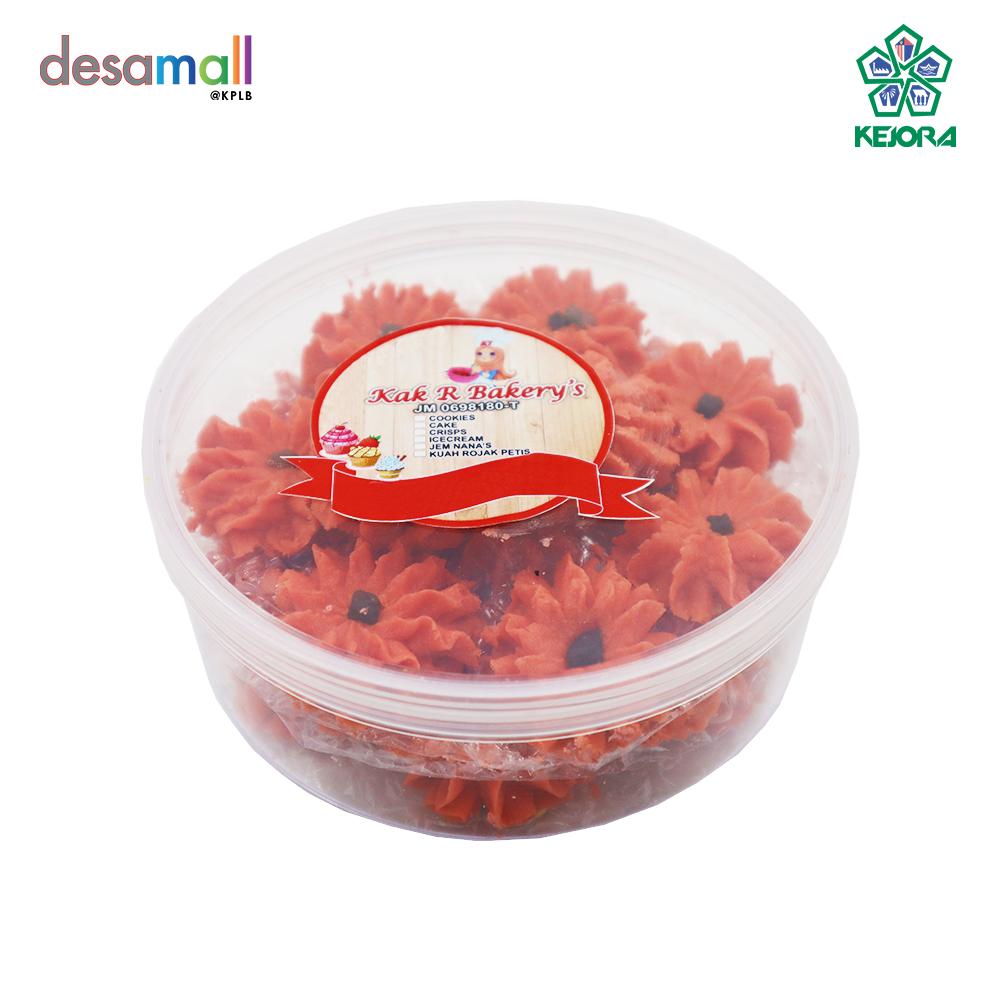 KAK R BAKERY'S Dahlia Strawberry (300g)