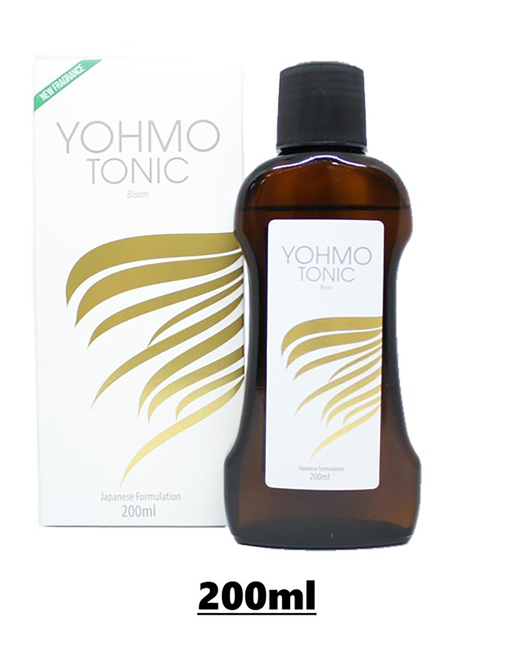 YOHMO TONIC BLOOM 200ML