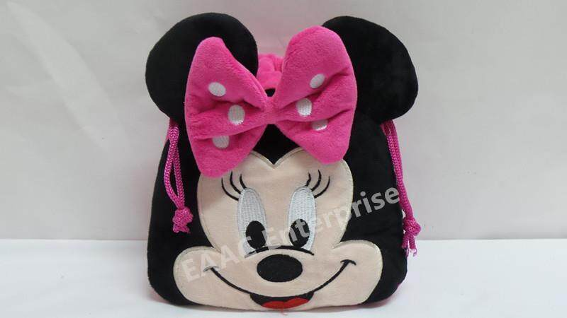 Cute Cartoon Minnie Multi purpose Cosmetic Makeup Bag Organizer Bag