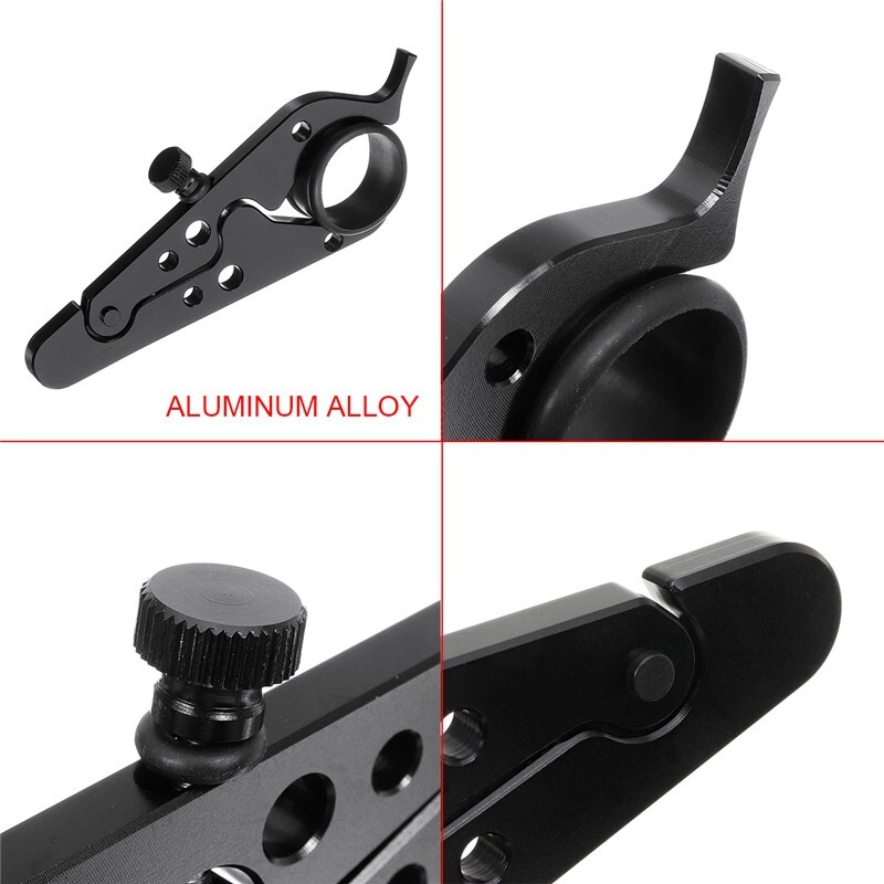 Moto Accessories - Aluminum Alloy Universal Motorcycle Cruise Control CNC Throttle Lock Assist Grip - Motorcycles, Parts