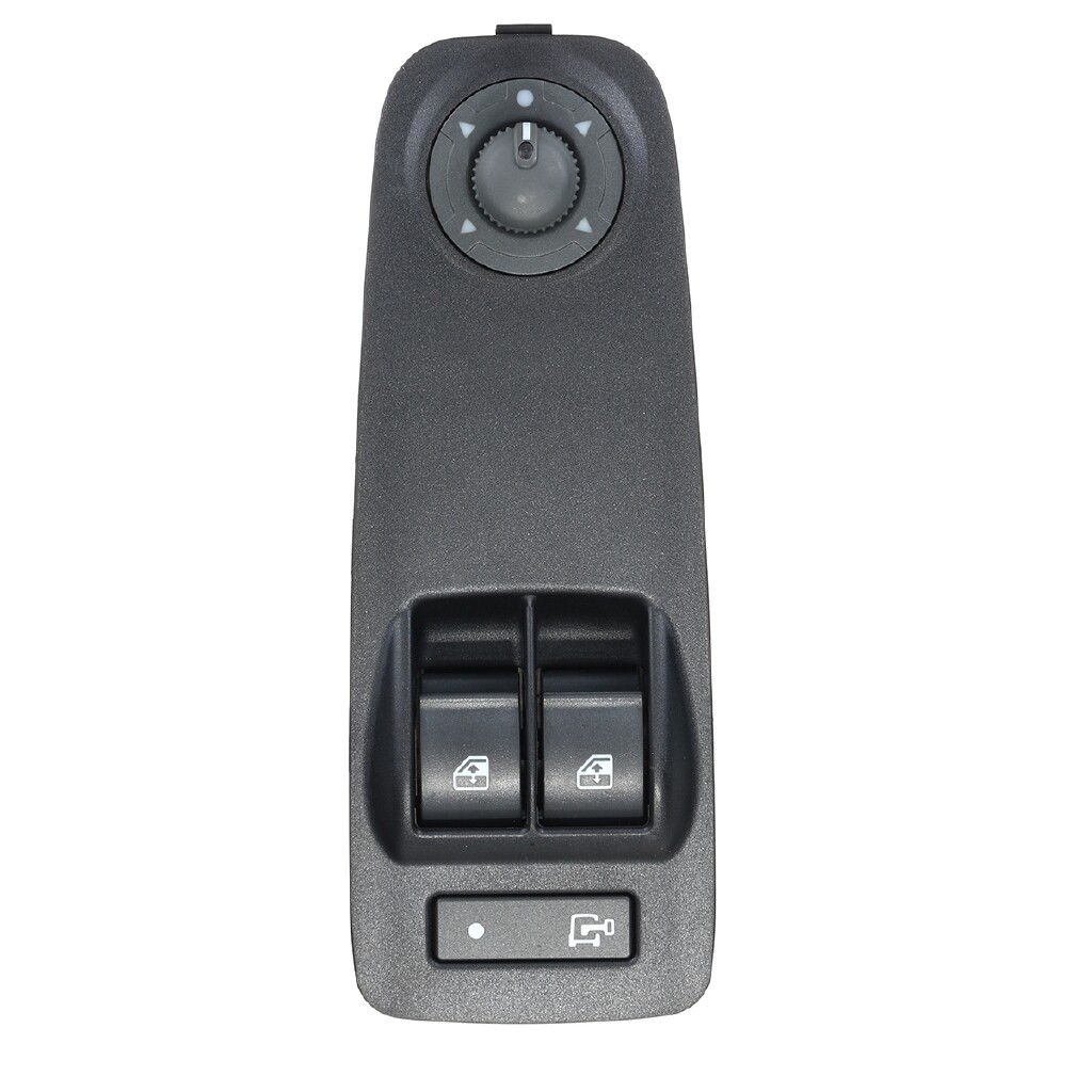 Windscreen Wipers & Windows - Window Switch For Peugeot Boxer Citroen Jumper Fiat Ducato 735487423 - Car Replacement Parts