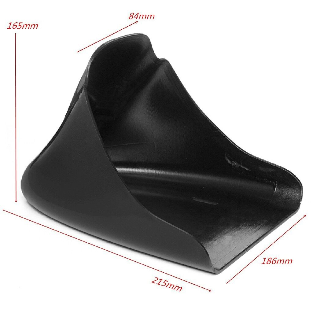 Automotive Tools & Equipment - Black Chin Fairing Front Spoiler Fits Harley Davidson XL Sportster 883 - Car Replacement Parts