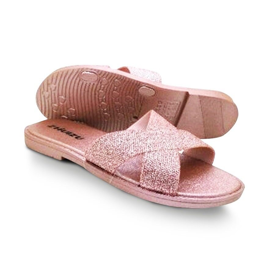 Special Collection Ladies ZM1819-19 Glitter Slippers