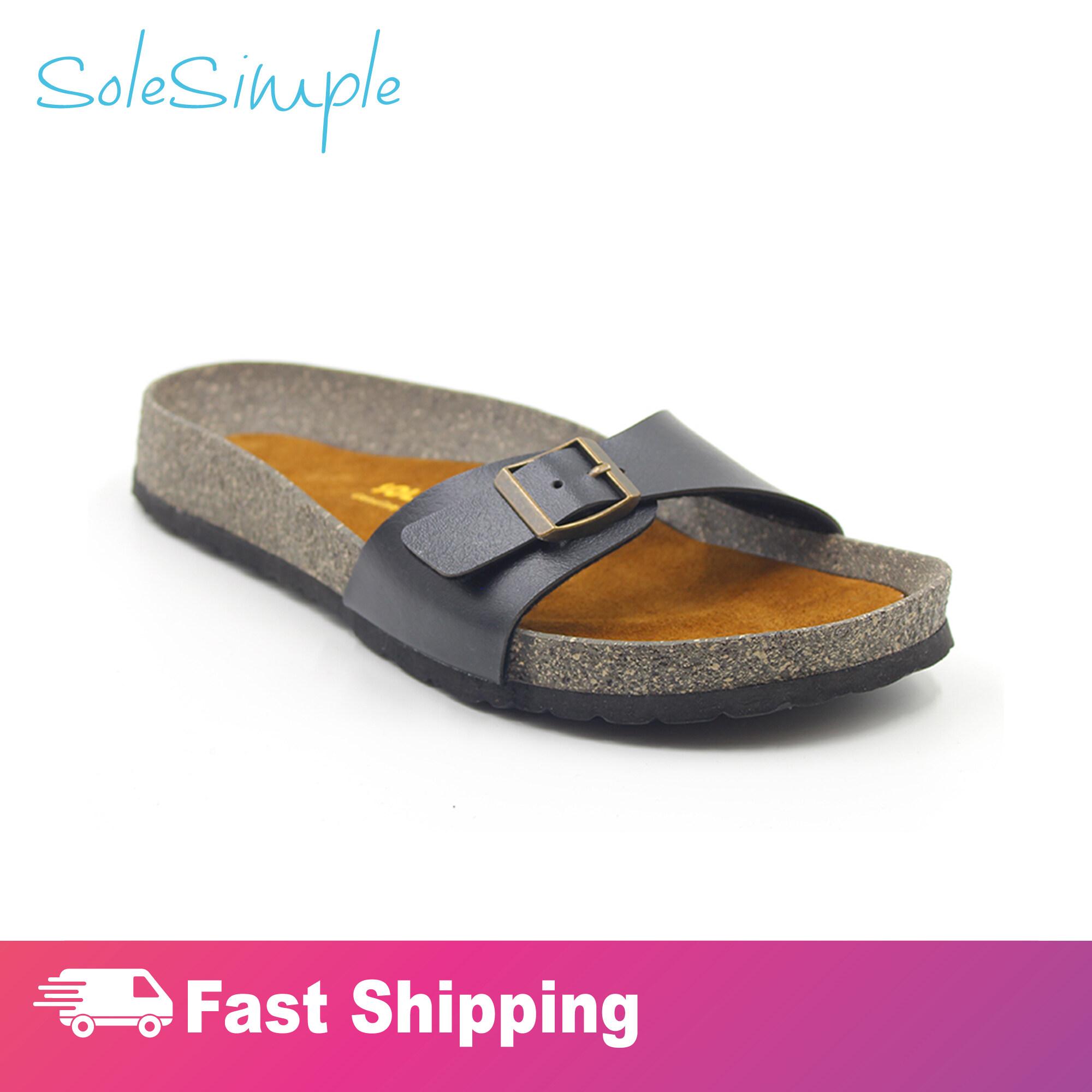 SoleSimple Lyon - Black / Sandal