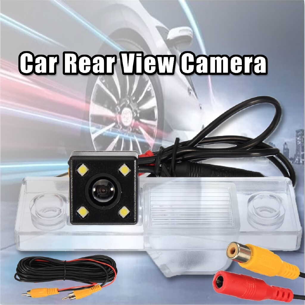Automotive Tools & Equipment - Car Reverse Rear View Backup Parking Camera For OPEL Antara / Vauxhall 170 Wide - Car Replacement Parts