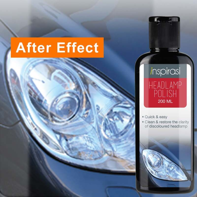 Inspirasi Headlamp Polish 200ml