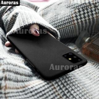 Cho Ốp Samsung M51 Ốp Mềm Cát Lún Mờ Chống Sốc, Ốp Điện Thoại Cho Samsung Galaxy M51 thumbnail