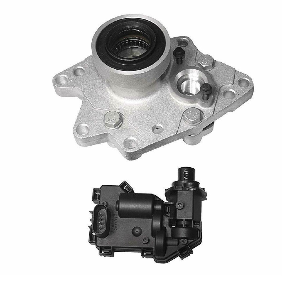 Automotive Tools & Equipment - 4WD Front Axle Disconnect Actuator Assembly For Trailblazer Envoy Rainer Bravada - Car Replacement Parts